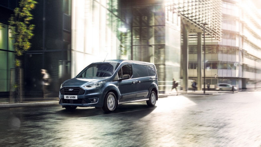Ford Transit Connect-Courier 2018